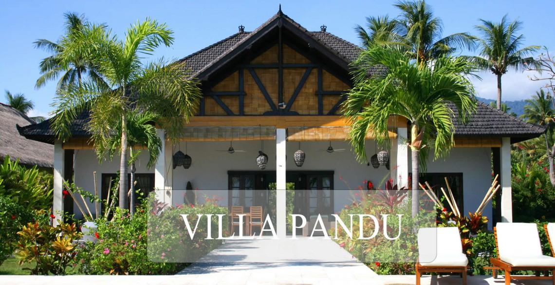 Villaverhuur op Bali